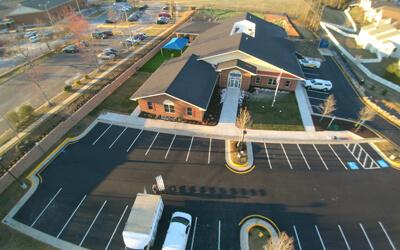 Custom Daycare Building